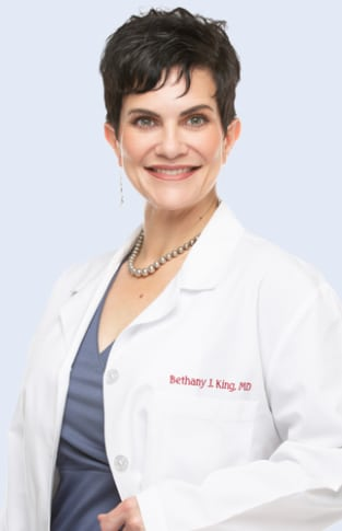 DR. BETHANY KING